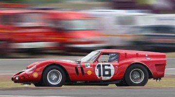Onboard bij de Ferrari 250 Breadvan op Nürburgring