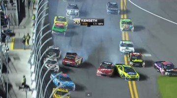 NASCAR seizoen begint met The Big One
