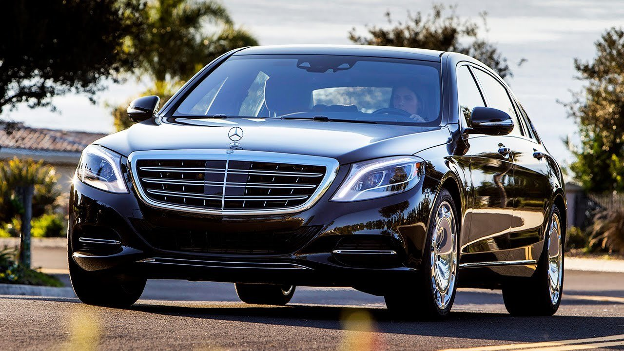 video 2015 mercedes maybach s600 review - 2015 Mercedes S600 Interior