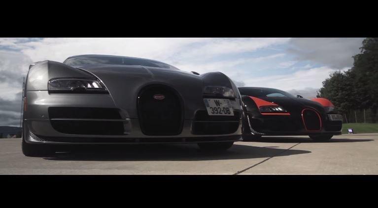 Bugatti Veyron viert 10-jarig bestaan