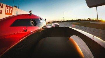 Onboard Nissan LMP1