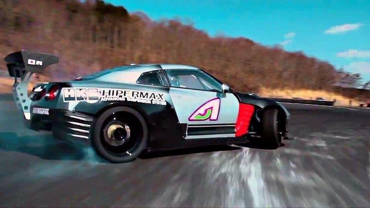Daigo Saito's nieuwe 1.000 pk GT-R