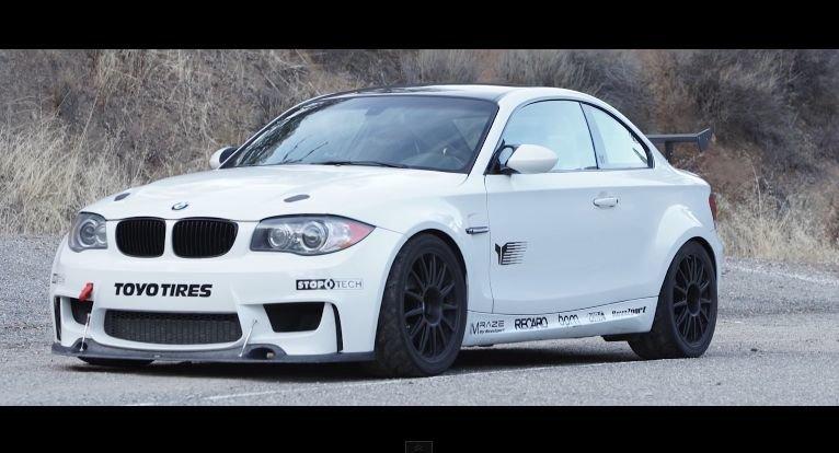 Tuned - BMW 1-Serie V8