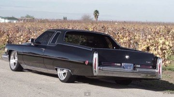Big Muscle - Deze Cadillac Mirage is uber cool