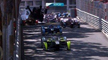 Formule E - Monaco ePrix highlights