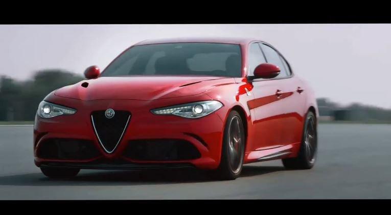 Hier zaten we op te wachten; Alfa Romeo Giulia QV
