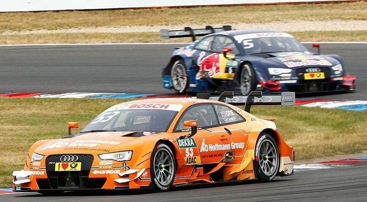 DTM 2015 - Lausitzring Highlights