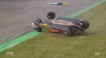 Formule 3 op Spa ging er heftig aan toe