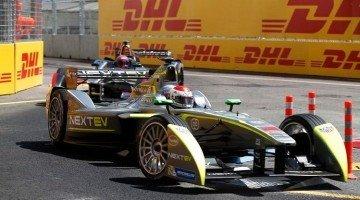 Formule E 2015 - Moscow ePrix Highlights