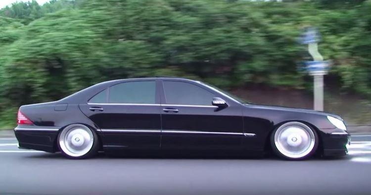Deze Mercedes-Benz S600 L klinkt als een F1-auto