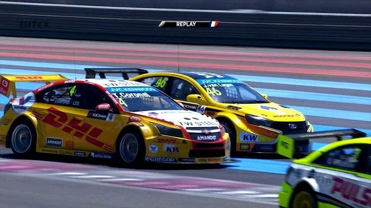 WTCC 2015 - Paul Ricard Highlights
