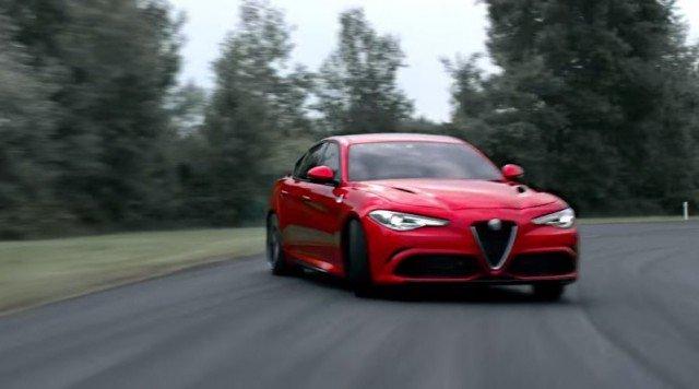 Alfa Romeo Giulia QV Showt Active Aero