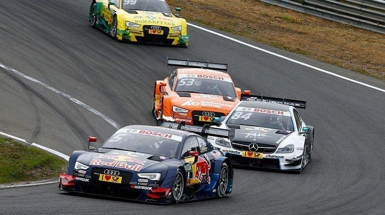 DTM 2015 - Zandvoort Highlights