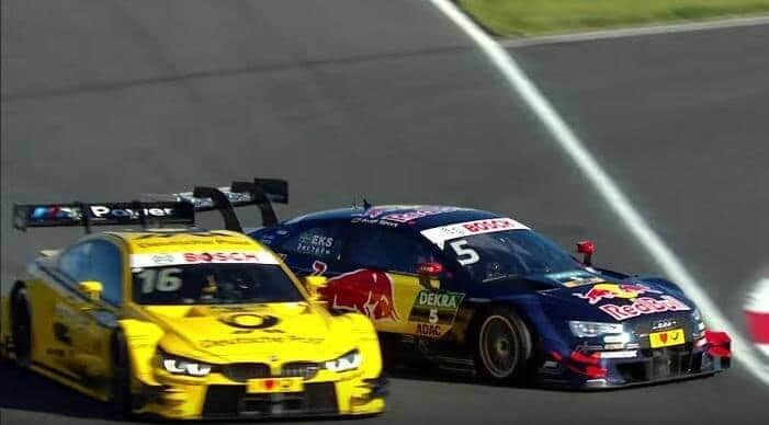DTM Moscow Raceway