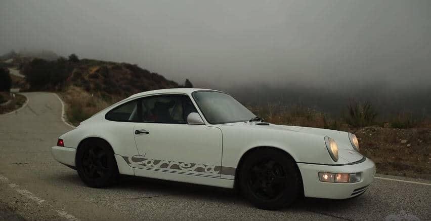 Petrolicious - Porsche 964 track special