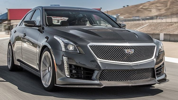 Cadillac CTS-V Best Drivers Car