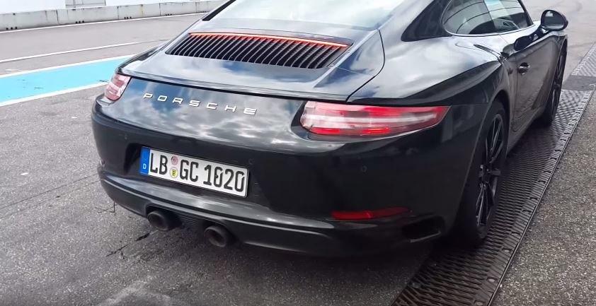 Porsche 911 Carrera S Turbo