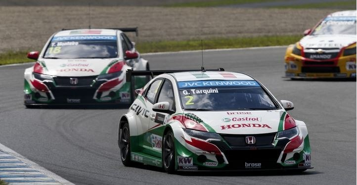 WTCC Motegi Highlights