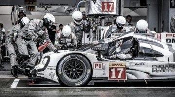 FIA WEC 2015 Fuji Highlights