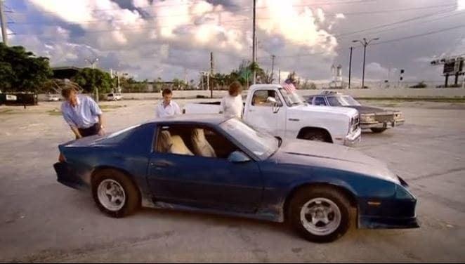 Top Gear America Special