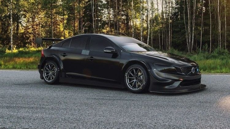 Volvo S60 TC1 WTCC-compressed