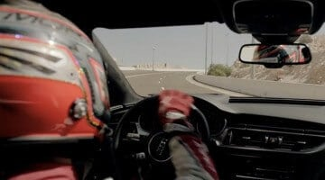 Audi Challenges Arabia
