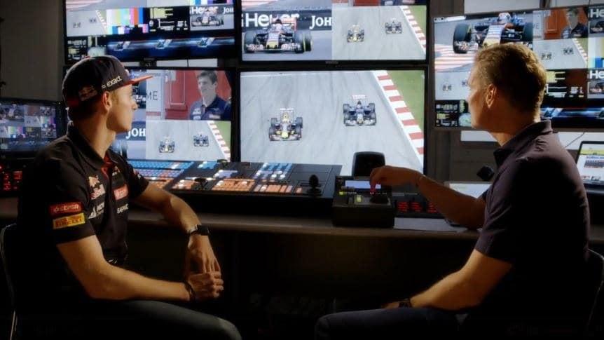 BBC blikt terug met Max Verstappen