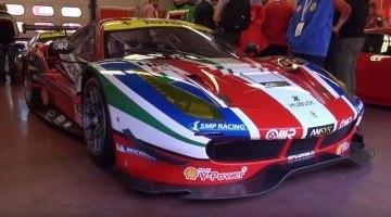 Ferrari 488 GT3 & GTE