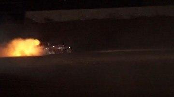Hyundai Driftauto in Brand