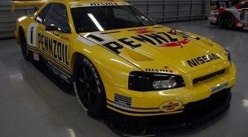 Pennzoil Nismo Skyline GT-R R34 GT500