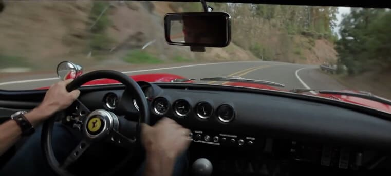 Ferrari 250 GTO Hill Climb