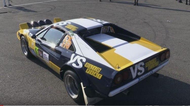 Ferrari 308 GTB Rally Group 4