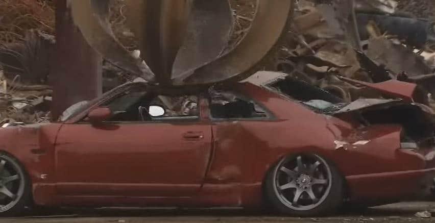 Illegaal geimporteerde auto's