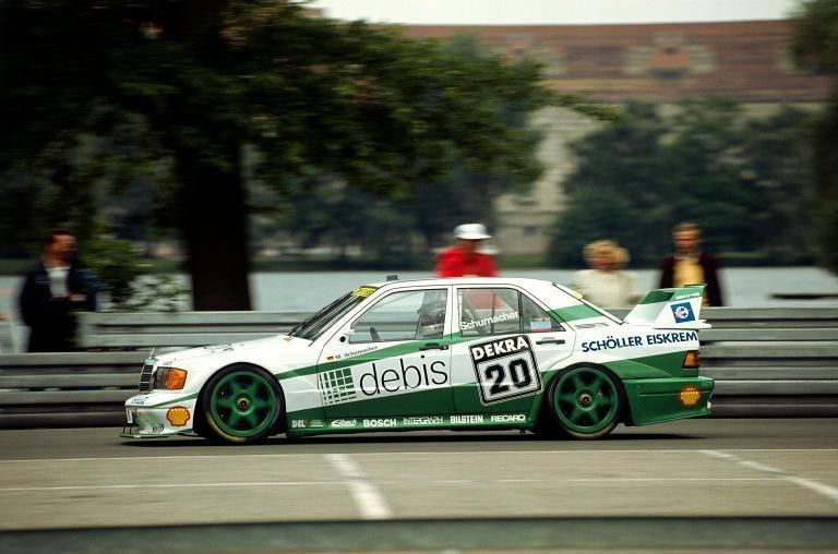 Michael Schumacher DTM