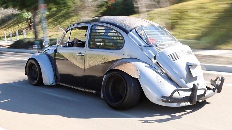 RAT BUG 1968 Volkswagen Kever