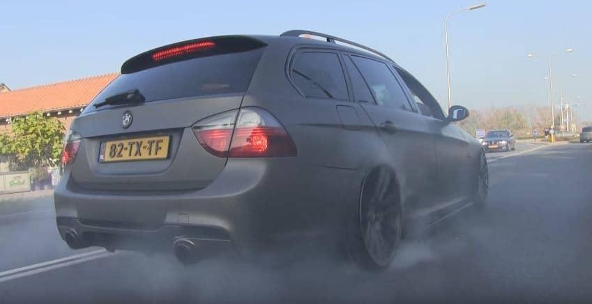 BMW 335i met 800 pk
