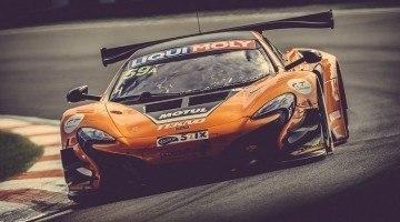 Bathurst ronderecord McLaren 650S GT3