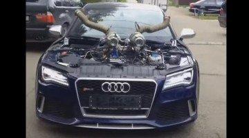 Audi RS7 met 1000 pk