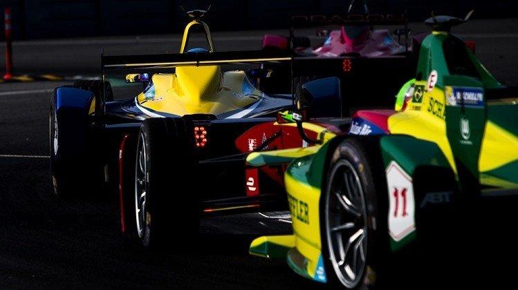 Formule E Mexico Highlights