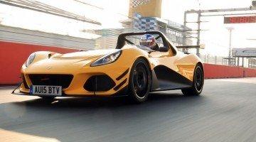 Lotus 3-Eleven zet record op Hockenheim circuit