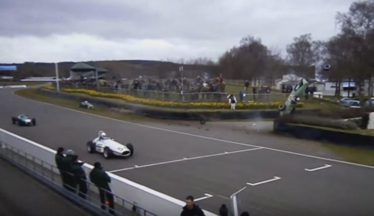 Lotus Crash