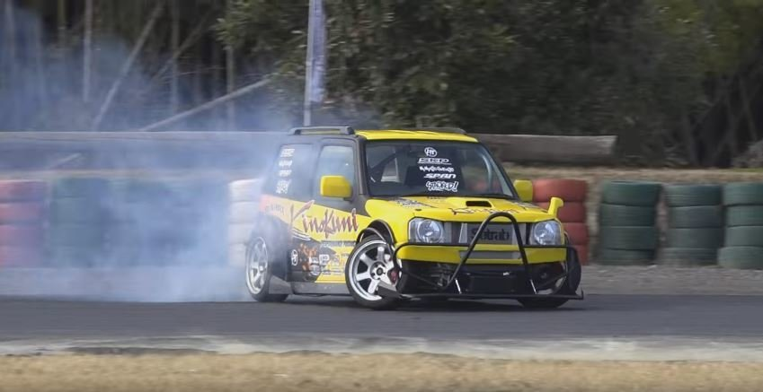 Suzuki Jimny Driftauto