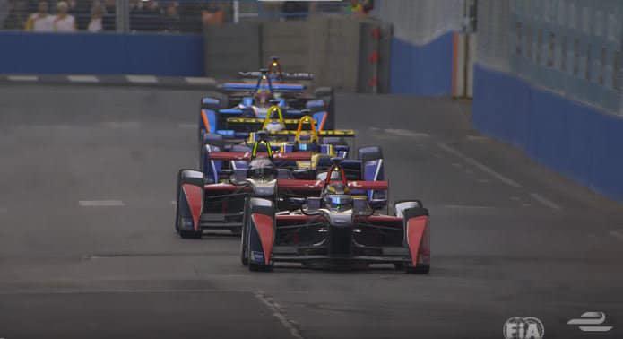 2016 Formule E Paris