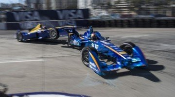 Formule E Long Beach Highlights