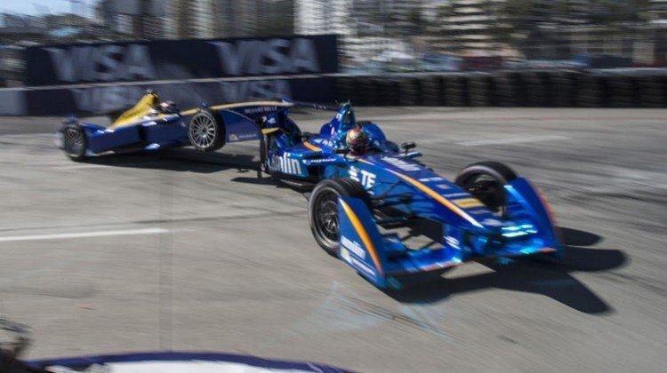 Formule E Long Beach Highlights