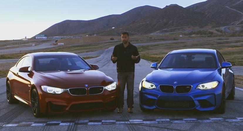 Is de BMW M2 beter dan BMW M4