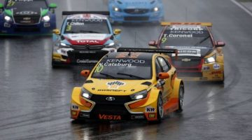 WTCC Hungaroring Highlights