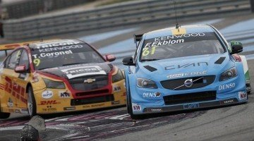 WTCC Paul Ricard Highlights