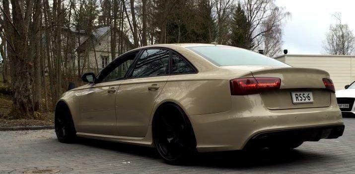 Audi S6 wil een RS6 zijn
