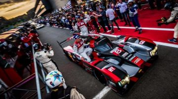 FIA WEC 2016 - Audi wint spektakelstuk op Spa-Francorchamps